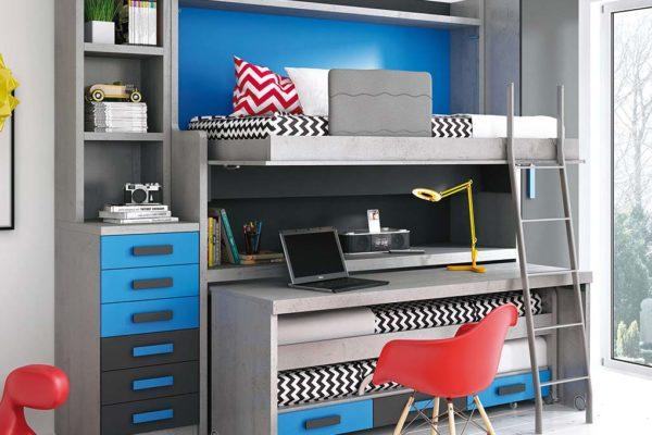 camas-abatibles-3d-azul