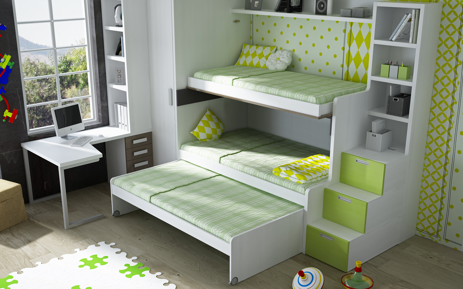 Muebles infantiles madrid muebles infantiles madrid with for Escritorios baratos madrid