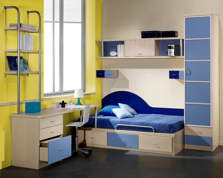 Dise o de camas nido a medida parchis muebles juveniles - Camas nido diseno ...