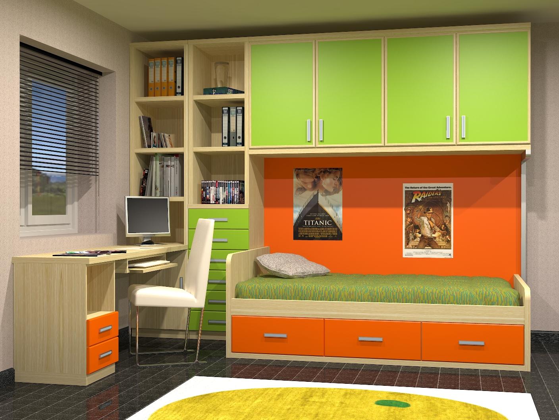 Dise o de camas nido a medida parchis muebles juveniles for Camas nido medidas especiales