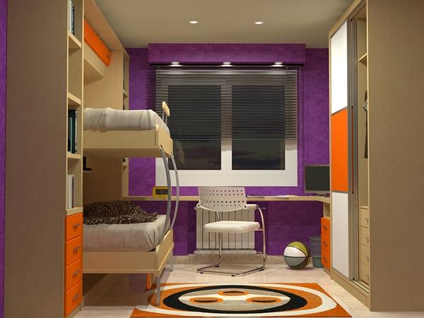 Literas horizontales a medida parchis muebles juveniles - Muebles literas abatibles ...